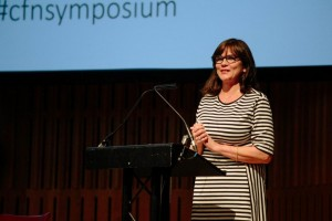 CFN symposium 24 May 2016 - Pat Connor giving her keynote - COMPRESSED