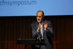 CFN symposium 24 May 2016 - Sir Peter Bazalgette giving his keynote - COMPRESSED