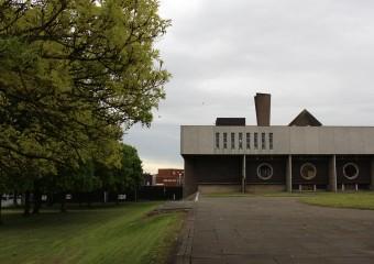 Uni of Liverpool - Bebington Central Library
